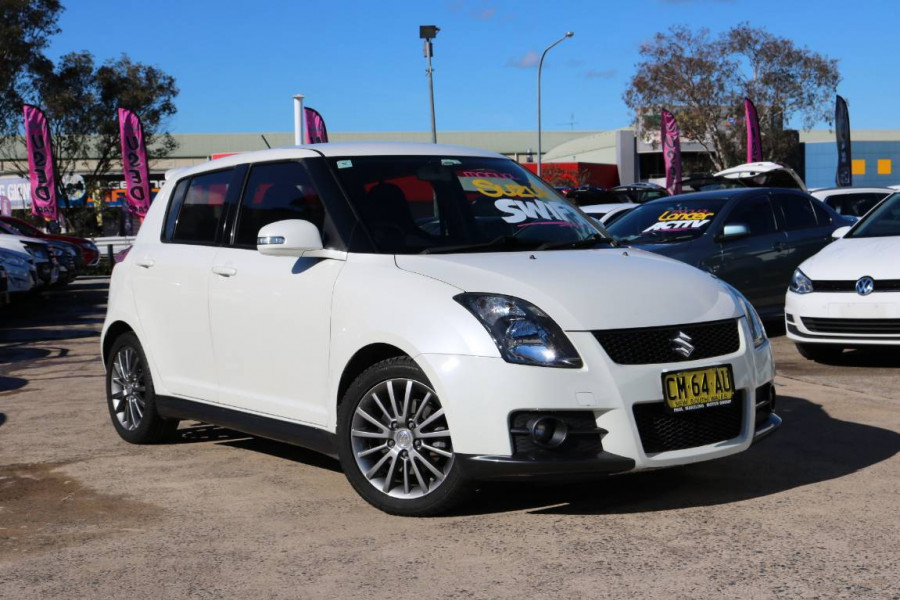 2010 Suzuki Swift EZ 07 UPDATE SPORT Hatchback
