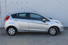 Ford Fiesta ECONETIC WS