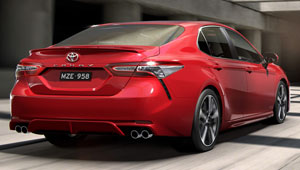 Camry Sophisticated strength