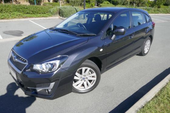 2015 Subaru Impreza G4 2.0i Hatchback