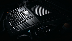 WRX The Legendary Boxer Engine