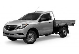 Mazda BT-50 4x4 3.2L Single Cab Chassis XT UR0YG1