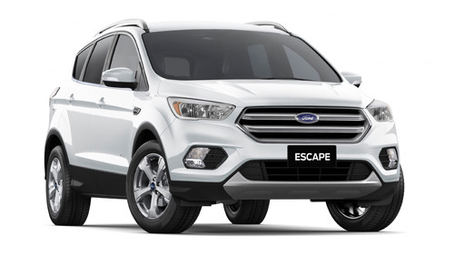 2016 MY17 Ford Escape ZG Trend FWD Wagon