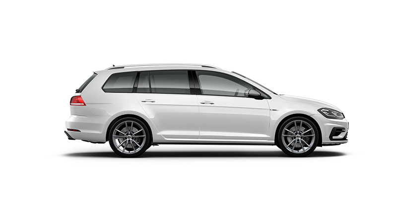 New Golf R Wagon Wolfsburg Edition 7 Speed DSG