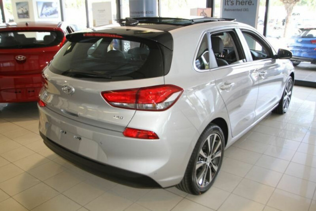2017 my18 hyundai i30 pd premium hatchback for sale in. Black Bedroom Furniture Sets. Home Design Ideas