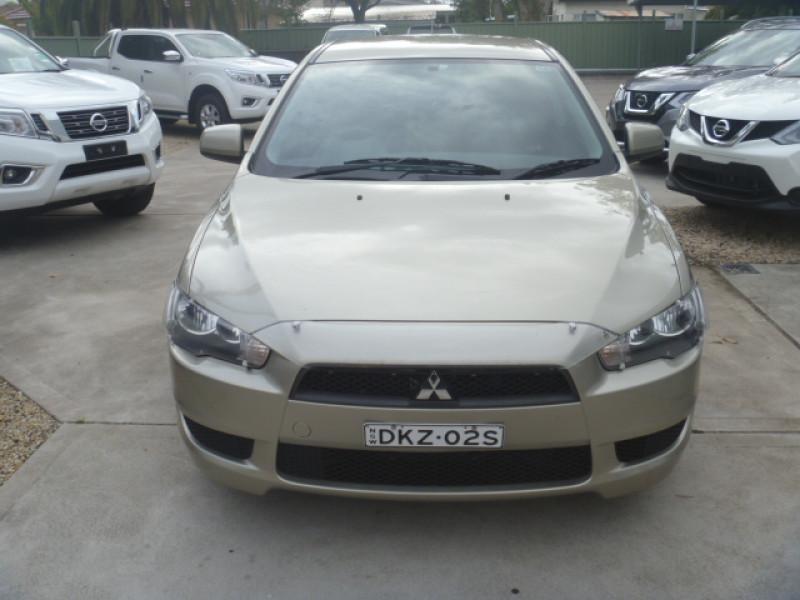 2010 Mitsubishi Lancer Sedan