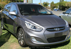 Hyundai Accent SR Hatch RB4