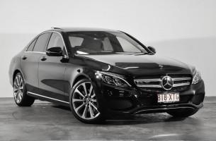 Mercedes-Benz C300 W205