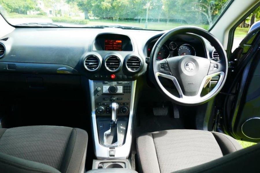 2014 Holden Captiva CG  5 LT Wagon