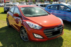 Hyundai i30 SR GD5 Series 2 Upgrade