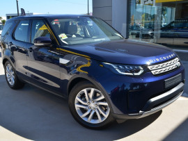 Land Rover Discovery HSE TD4
