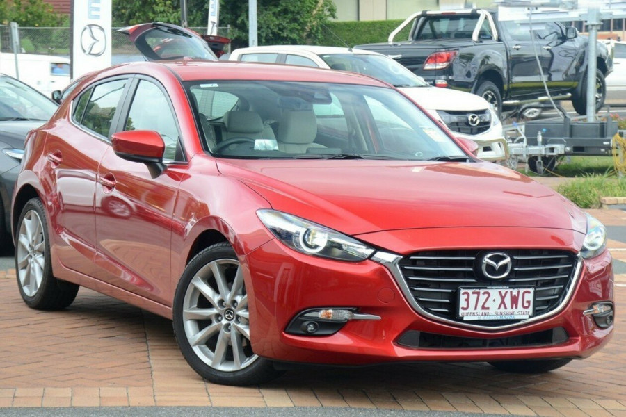 2017 [SOLD] for sale in Newstead - Eagers Mazda