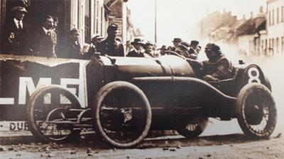 RCZ R Motorsport Heritage