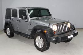 Jeep Wrangler JK MY2013