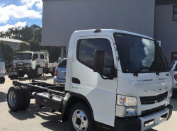 Fuso Canter Wide Cab 515 WIDE CAB