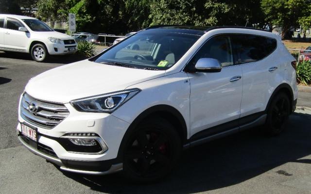 Hyundai Santa Fe SR DM3 Series II