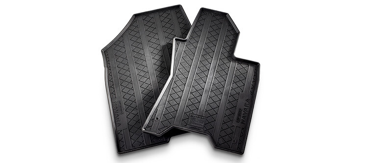 """<img src=""""All-Weather Floor Mats (Front)- Automatic"""