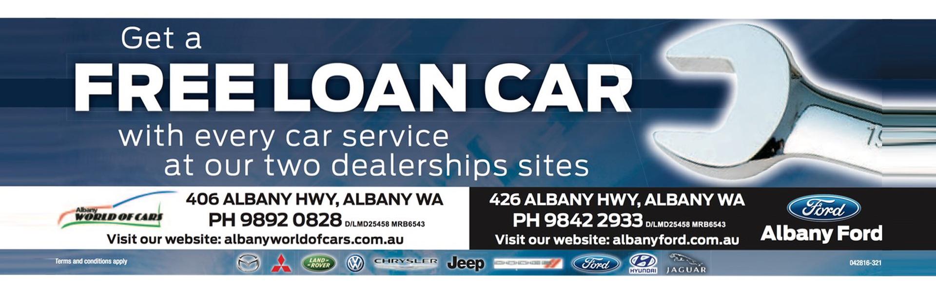 New Ford Vehicles  sc 1 th 125 & Ford Dealer Albany - Albany Ford markmcfarlin.com