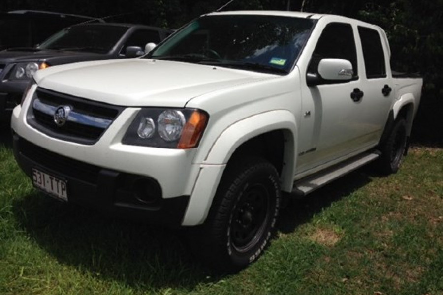 2011 Holden Colorado Rc Lx Utility For Sale In Nambour