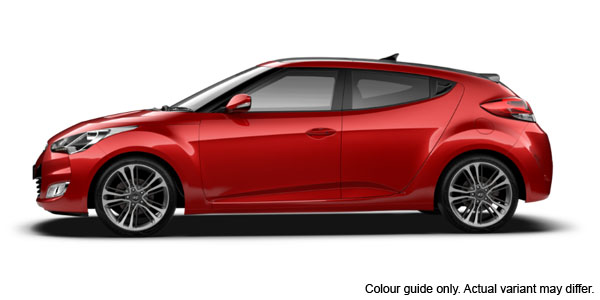 Veloster Red