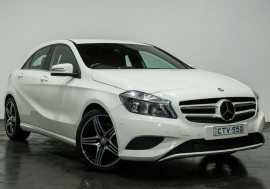 Mercedes-Benz A180 D-CT W176