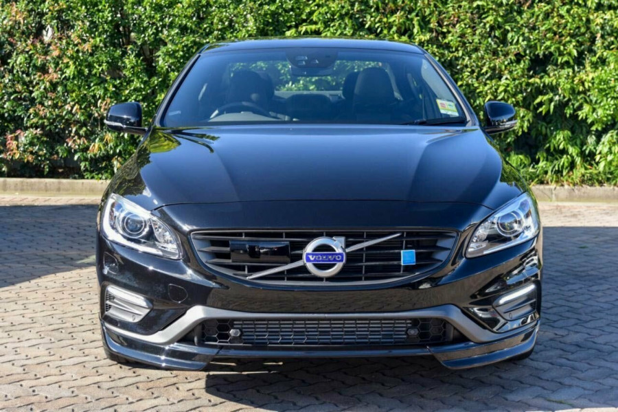 2016 MY17 Volvo S60 F Series Polestar Sedan