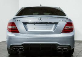2012 Mercedes-Benz C63 W204 MY12 AMG SPEEDSHIFT MCT Sedan