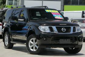 Nissan Pathfinder Ti 550 R51 MY10