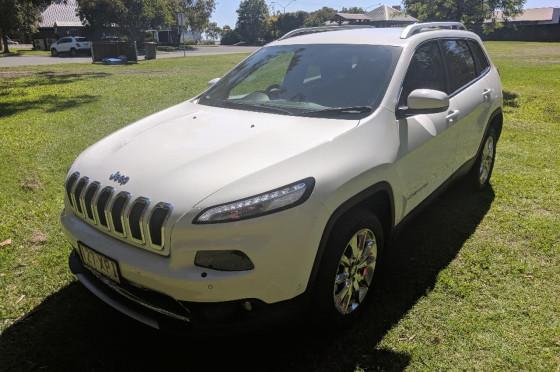 2014 Jeep Cherokee KL Limited Wagon