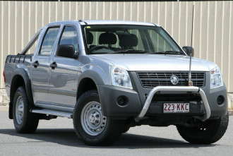 Holden Rodeo LX Crew Cab RA MY07