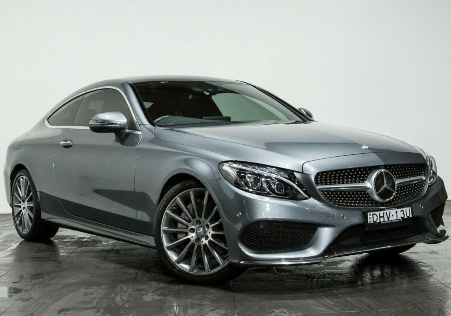 2016 Mercedes-Benz C300 C205 7G-Tronic + Coupe