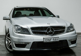 Mercedes-Benz C63 AMG W204 MY11
