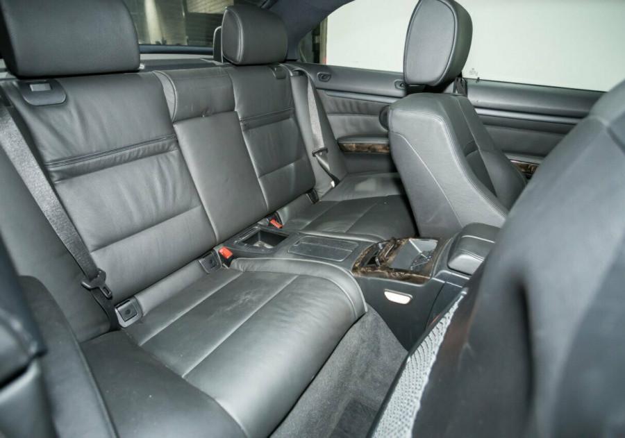 2008 BMW 335i E93 MY08 Steptronic Convertible