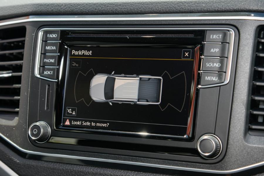 2017 MYV6 Volkswagen Amarok 2H Sportline Dual cab