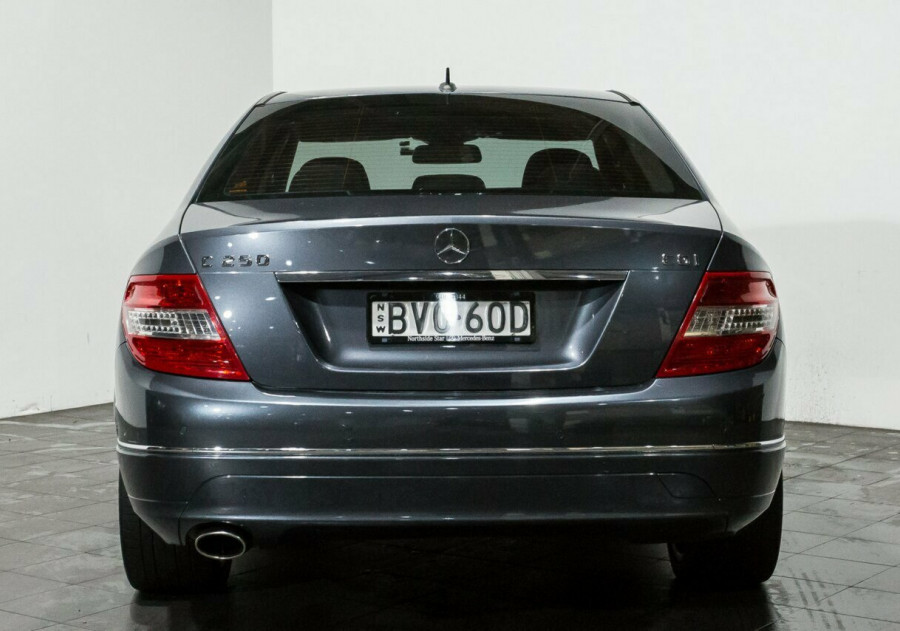 2011 Mercedes-Benz C250 W204 MY11 BlueEFFICIENCY 7G-Tronic + Avantgarde Sedan
