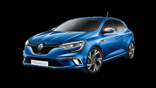 Renault MEGANE Hatch 2016 GT