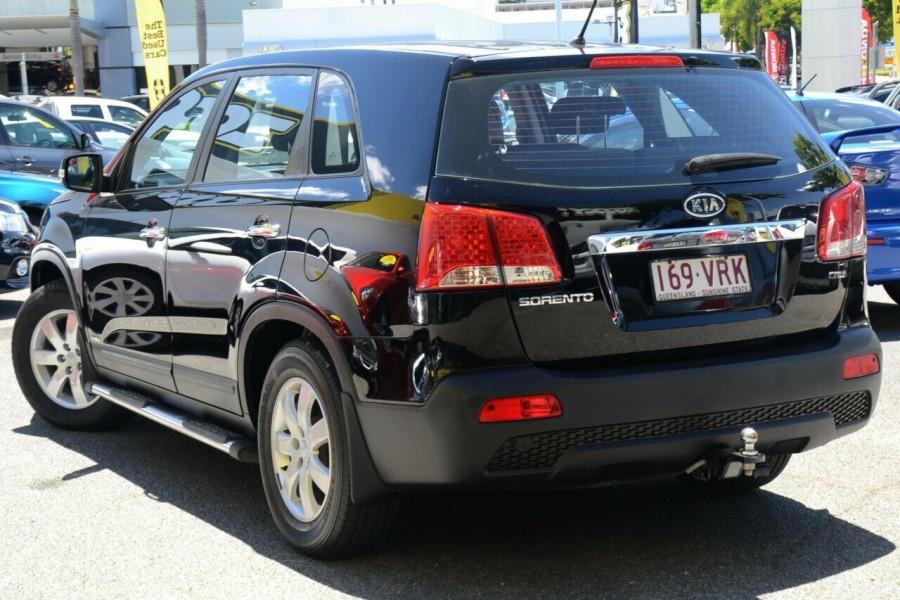 2010 MY11 Kia Sorento XM MY11 SI Wagon