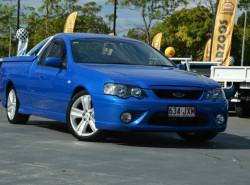 Ford Falcon XR6 Ute Super Cab BF