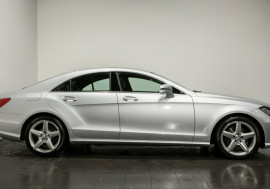 2013 MY13.5 Mercedes-Benz CLS250 CDI C218 MY13.5 Coupe 7G-Tronic + Sedan