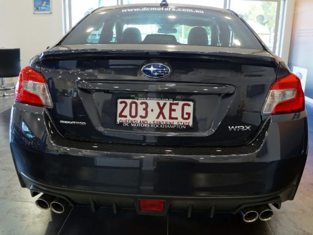 2017 Subaru WRX V1 Premium Sedan