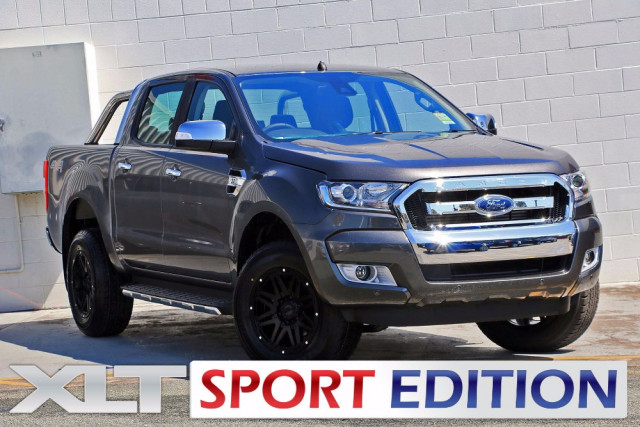 2018 ford ranger px mkii 4x4 xlt sport edition double cab pickup 3 2l ute for sale bremer ford. Black Bedroom Furniture Sets. Home Design Ideas