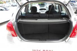 2009 Toyota Yaris NCP90R  YR Hatchback