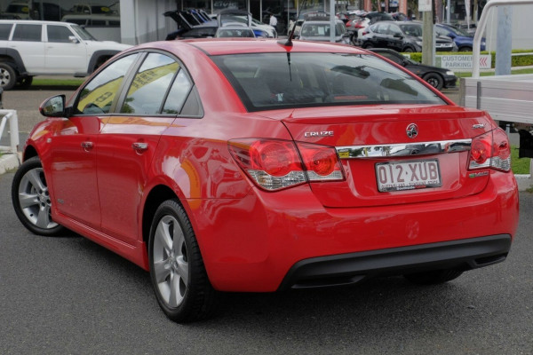 2013 Holden Cruze JH Series II MY13 SRi-V Sedan