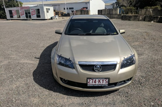 2008 MY08.5 Holden Calais VE  V Sedan