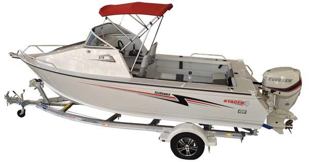 579 Sea Runner Options