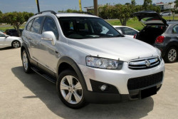 Holden Captiva 7 AWD CX CG MY13