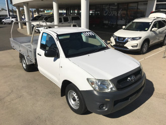 2009 MY Toyot HiLux WORKMATE Ute