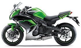 2016 Ninja 650L ABS EXPERIENCE - Rider friendly features