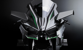 2015 Ninja H2R The Aerodynamics