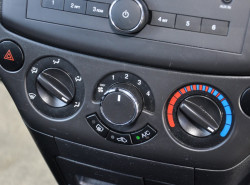 2011 Holden Barina TK  Hatchback
